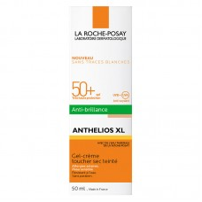 La Roche Posay Anthelios XL Anti-brillance/Anti-shine SPF 50 Renkli Güneş Kremi 50 ml