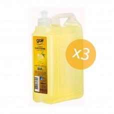 GOLF Limon Kolonyası 1000 ml x3