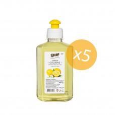 GOLF Limon Kolonyası 250 ml x5