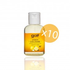 GOLF Limon Kolonyası 50 ml x10