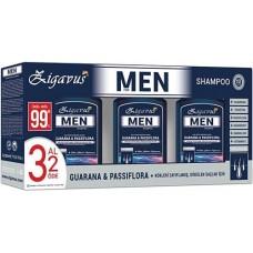 Zigavus Men Şampuan - 3 Al 2 Öde