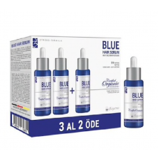 Zigavus Blue Hair Serum 3X33ml - 3 al 2 öde