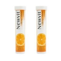 Newvit Vitamin C 1000 Mg + Çinko 20 Efervesan Tablet x2
